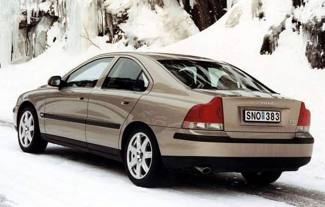 2001 volvo s60 etm cleaning