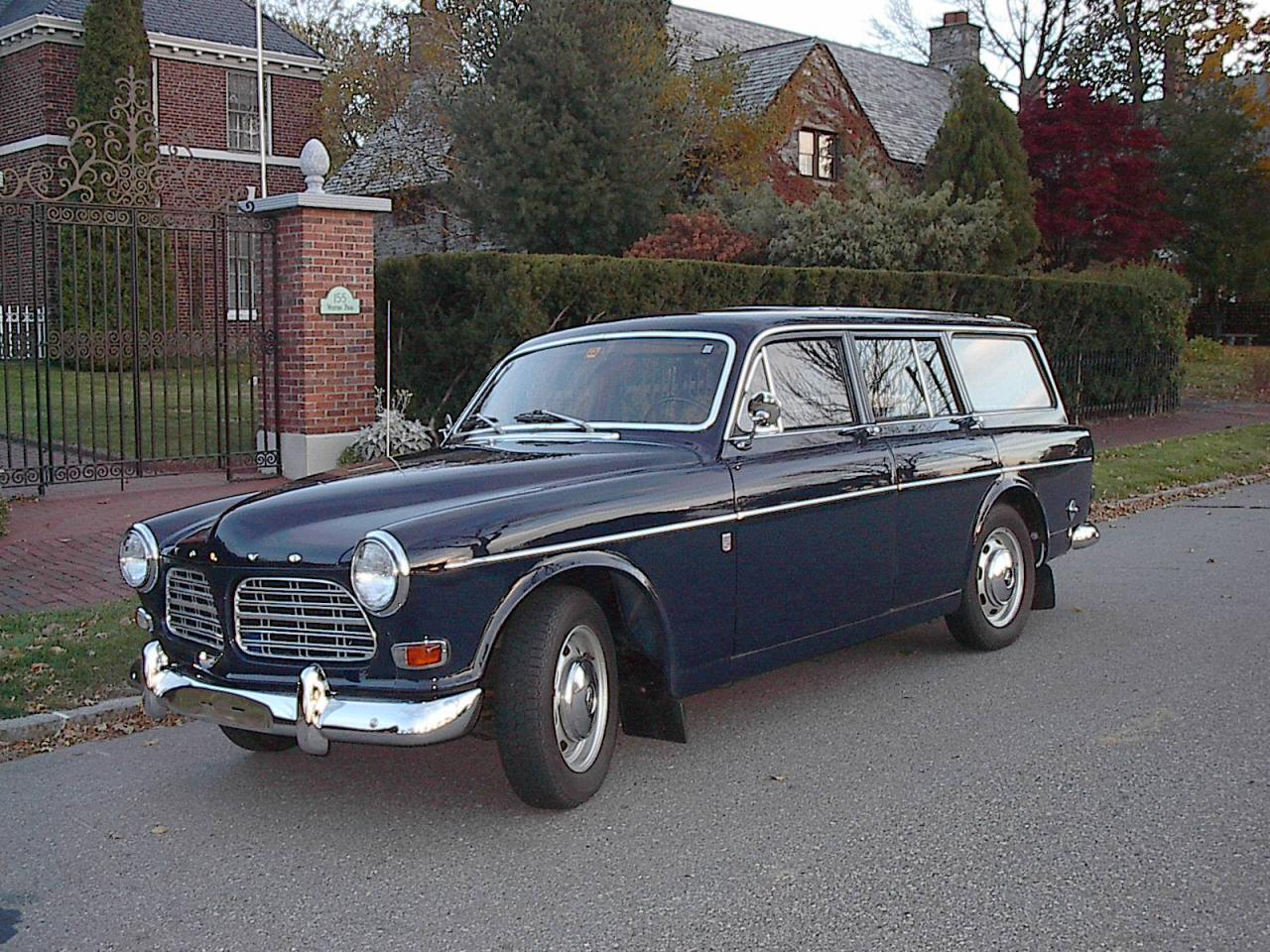 1968 Volvo P122