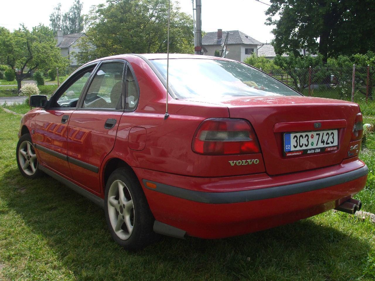 1997 Volvo S40 I  X40  1 6  97 Cui  Gasoline 77 Kw